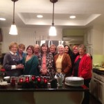Christmas Bunco 2015
